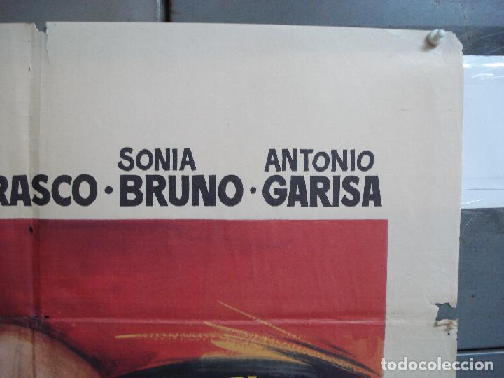 Cine: CDO 1962 EL MARINO DE LOS PUÑOS DE ORO PEDRO CARRASCO SONIA BRUNO BOXEO POSTER ORIG 70X100 ESTRENO - Foto 6 - 203053750