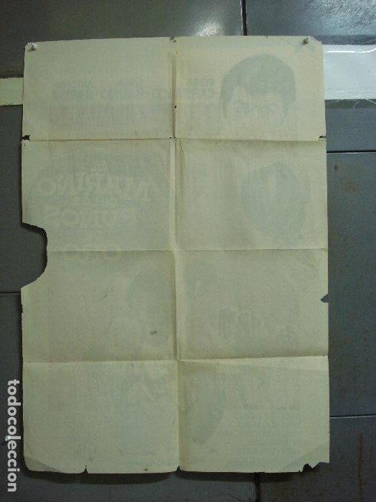 Cine: CDO 1962 EL MARINO DE LOS PUÑOS DE ORO PEDRO CARRASCO SONIA BRUNO BOXEO POSTER ORIG 70X100 ESTRENO - Foto 10 - 203053750