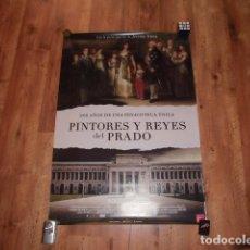 Cine: PINTORES Y REYES DEL PRADO. POSTER O CARTEL ORIGINAL PELICULA.. Lote 203067653