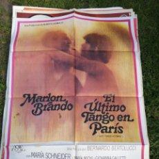 Cine: EL ÚLTIMO TANGO EN PARÍS CON MARLON BRANDO. Lote 203274080