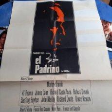 Cine: EL PADRINO POSTER ORIGINAL. Lote 203372986