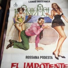 Cine: POSTER DE CINE DE 1977. Lote 203591707