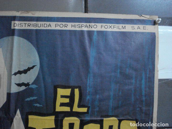 Cine: CDO 2205 EL TESORO DEL CASTILLO ANTONIO CASAS POSTER ORIGINAL 70X100 ESTRENO - Foto 6 - 203794110