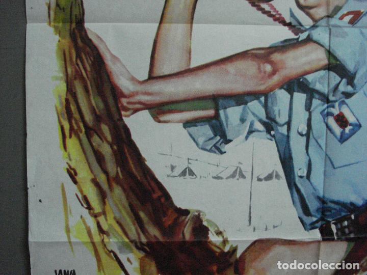 Cine: CDO 2215 DE LA PIEL DEL DIABLO TONY DEL VALLE VENANCIO MURO POSTER ORIGINAL 70X100 ESTRENO - Foto 3 - 203802921