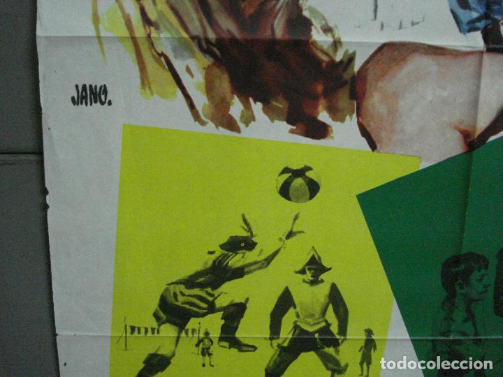 Cine: CDO 2215 DE LA PIEL DEL DIABLO TONY DEL VALLE VENANCIO MURO POSTER ORIGINAL 70X100 ESTRENO - Foto 4 - 203802921