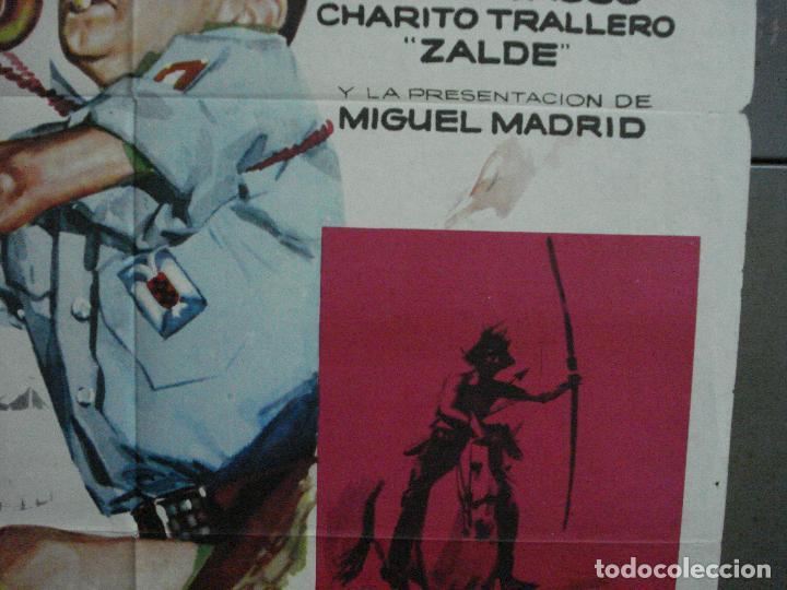 Cine: CDO 2215 DE LA PIEL DEL DIABLO TONY DEL VALLE VENANCIO MURO POSTER ORIGINAL 70X100 ESTRENO - Foto 7 - 203802921