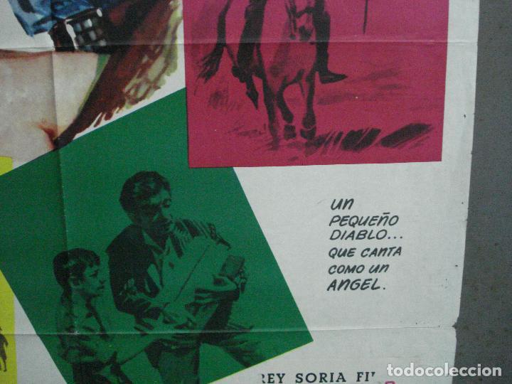 Cine: CDO 2215 DE LA PIEL DEL DIABLO TONY DEL VALLE VENANCIO MURO POSTER ORIGINAL 70X100 ESTRENO - Foto 8 - 203802921