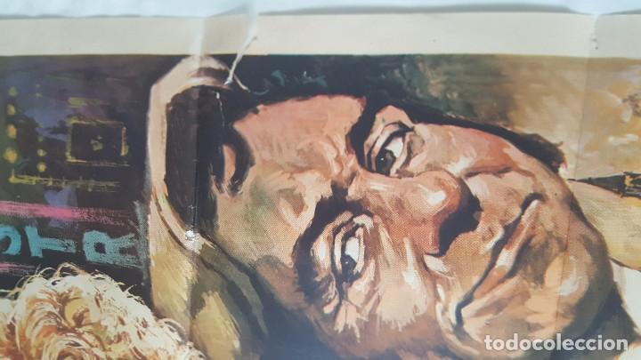 Cine: PÓSTER ORIGINAL PADRE NO HAY MÁS QUE UNO 1973 - Foto 5 - 203816452