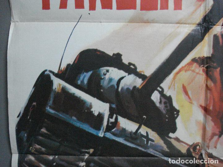 Cine: CDO 2248 LA BATALLA DEL ULTIMO PANZER RUBEN GUSTAVO ROJO GUY MADISON POSTER ORIGINAL 70X100 ESTRENO - Foto 3 - 203898961