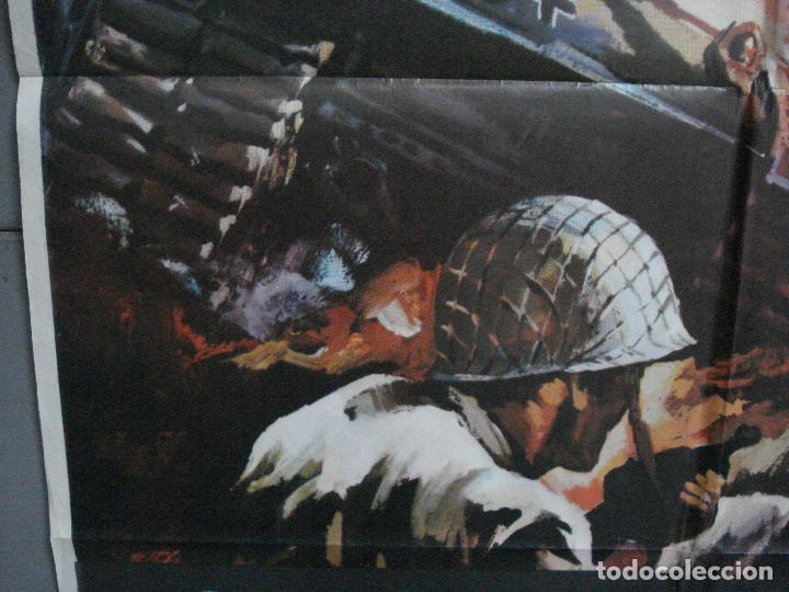 Cine: CDO 2248 LA BATALLA DEL ULTIMO PANZER RUBEN GUSTAVO ROJO GUY MADISON POSTER ORIGINAL 70X100 ESTRENO - Foto 4 - 203898961