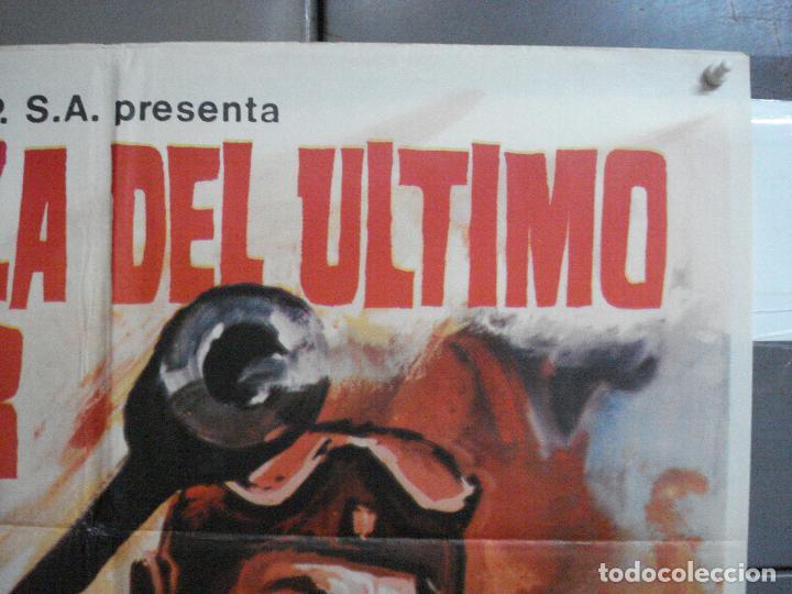 Cine: CDO 2248 LA BATALLA DEL ULTIMO PANZER RUBEN GUSTAVO ROJO GUY MADISON POSTER ORIGINAL 70X100 ESTRENO - Foto 6 - 203898961