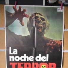 Cinéma: L1979 LA NOCHE DEL TERROR. Lote 203944853