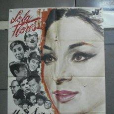 Cinema: CDO 2284 UNA SEÑORA ESTUPENDA LOLA FLORES LOPEZ VAZQUEZ MAC POSTER ORIGINAL ESTRENO 70X100. Lote 203992091
