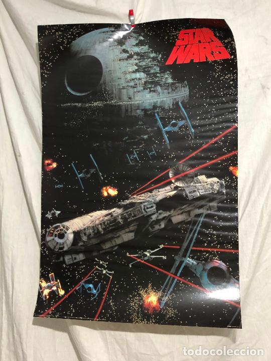CARTEL STAR WARS 1991 (Cine - Posters y Carteles - Ciencia Ficción)