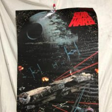 Cine: CARTEL STAR WARS 1991. Lote 204195588
