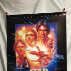 Cine: CARTEL STAR WARS 1997. Lote 204196562