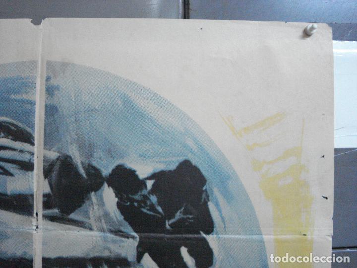 Cine: CDO 2416 CON LA MUERTE EN LA ESPALDA GEORGE MARTIN EURO SPY POSTER ORIGINAL 70X100 ESTRENO - Foto 6 - 204316947