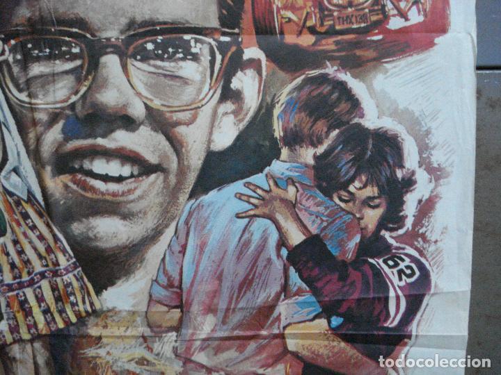 Cine: AAH69 AMERICAN GRAFFITI GEORGE LUCAS HARRISON FORD MAC POSTER ORIGINAL 70X100 ESTRENO - Foto 7 - 204655737