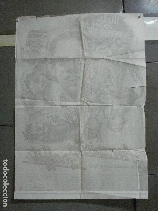 Cine: AAH69 AMERICAN GRAFFITI GEORGE LUCAS HARRISON FORD MAC POSTER ORIGINAL 70X100 ESTRENO - Foto 10 - 204655737