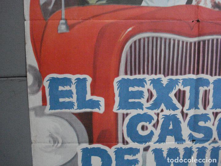 Cine: AAI09 EL EXTRAÑO CASO DE WILBY FRED MACMURRAY DISNEY POSTER ORIGINAL ESPAÑOL 70X100 ESTRENO - Foto 4 - 204682143