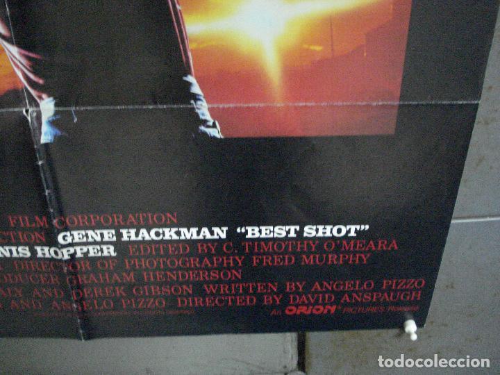 Cine: AAI39 HOOOSIERS MAS QUE IDOLOS GENE HACKMAN POSTER ORIGINAL INGLES ESTRENO 70X100 - Foto 9 - 205006545