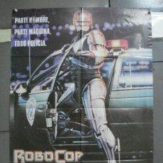 Cine: AAI61 ROBOCOP PETER WELLER SCI-IF POSTER ORIGINAL 70X100 ESTRENO. Lote 205013355