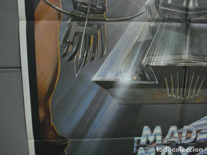 Cine: AAI82 MAD MAX 2 MEL GIBSON POSTER ORIGINAL 70X100 ESTRENO - Foto 4 - 205103340