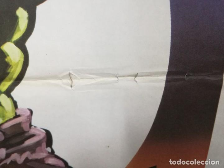 Cine: CARTEL CINE, LA MASA UN HOMBRE INCREIBLE, BILL BIXBY, LOU FERRIGNO, 1980 - Foto 4 - 205114550