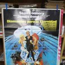 Cine: DIAMANTES PARA LA ETERNIDAD, JAMES BOND 007, SEAN CONNERY. Lote 205115725