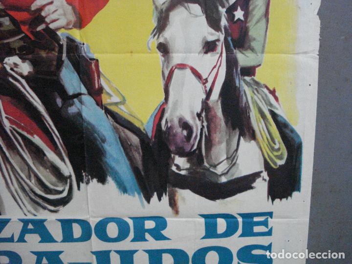 Cine: AAJ18 CAZADOR DE FORAJIDOS ANTHONY MANN HENRY FONDA ANTHONY PERKINS POSTER ORIGINAL 70X100 ESTRENO - Foto 8 - 205140430
