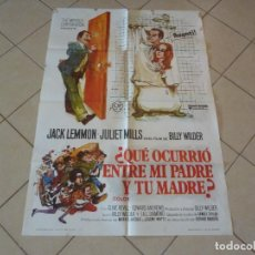 Cine: POSTER. Lote 205399755