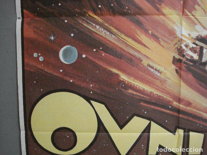 Cine: CDO 2526 OVNI Ufo los diablos rojos atacan la tierra GERY ANDERSON POSTER ORIGINAL 70X100 ESTRENO - Foto 3 - 205668061