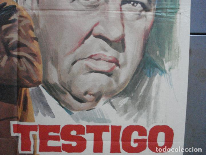 Cine: CDO 2566 TESTIGO DE CARGO TYRONE POWER MARLENE DIETRICH AGATHA CHRISTIE POSTER ORIGINAL 70X100 - Foto 7 - 205683535