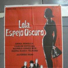 Cine: CDO 2587 LOLA ESPEJO OSCURO EMMA PENELLA POSTER ORIGINAL 70X100 ESTRENO. Lote 205687573
