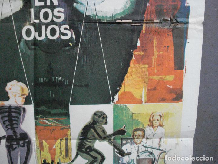 Cine: CDO 2618 EL HOMBRE CON RAYOS X EN LOS OJOS ROGER CORMAN RAY MILLAND POSTER ORIGINAL 70X100 ESTRENO B - Foto 8 - 205699512