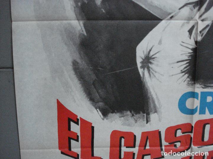 Cine: CDO 2623 EL CASO DE LUCY HARBIN JOAN CRAWFORD WILLIAM CASTLE HERMIDA POSTER ORIGINAL 70X100 ESTRENO - Foto 4 - 235593165