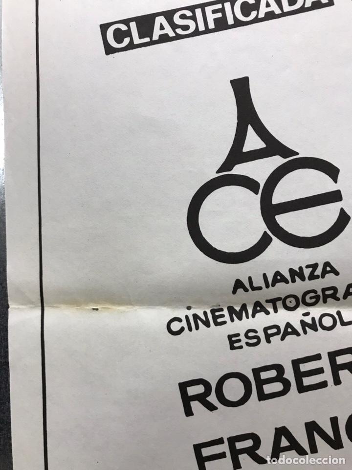 Cine: POSTER - HOLOCAUSTO CANIBAL, RUGGERO DEODATO - AÑO 1980 - Foto 4 - 205712411
