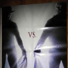 Cine: PÓSTER FREDDY VS JASON ORIGINAL. Lote 205730975