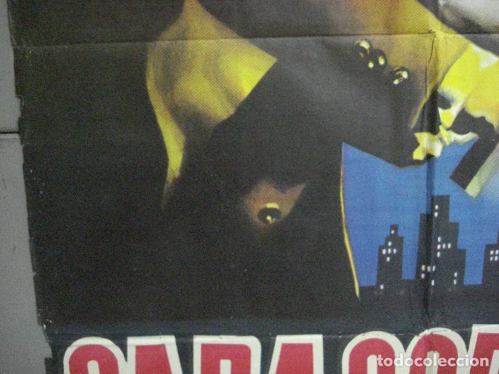 Cine: CDO 2655 CARA CORTADA ROBERT STACK ELIOT NESS POSTER ORIGINAL ESTRENO 70X100 - Foto 4 - 205768522