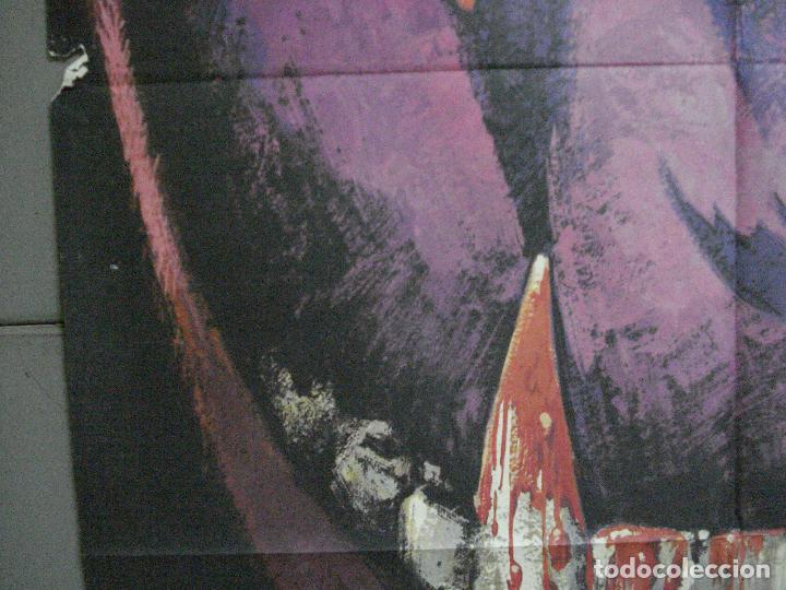 Cine: CDO 2683 DRACULA PRINCIPE DE LAS TINIEBLAS HAMMER LEE TERENCE FISHER MAC POSTER ORIG 70X100 ESTRENO - Foto 4 - 205778452