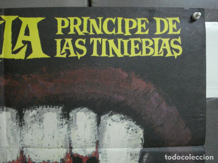 Cine: CDO 2683 DRACULA PRINCIPE DE LAS TINIEBLAS HAMMER LEE TERENCE FISHER MAC POSTER ORIG 70X100 ESTRENO - Foto 6 - 205778452