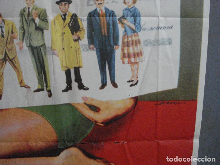 Cine: CDO 2694 LA LETRA VITTORIO GASSMAN SYLVA KOSCINA TOTO POSTER ORIGINAL 70X100 ESTRENO - Foto 9 - 205785592