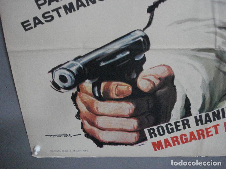 Cine: CDO 2696 EL TIGRE SE PERFUMA CON DINAMITA CHABROL ROGER HANIN MATAIX POSTER ORIGINAL 70X100 - Foto 5 - 205786150