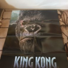 Cine: LOTE 2 POSTERS DOBLES. KING KONG, UNDER WORLD. MEDIDAS 81X57CM. Lote 205794620