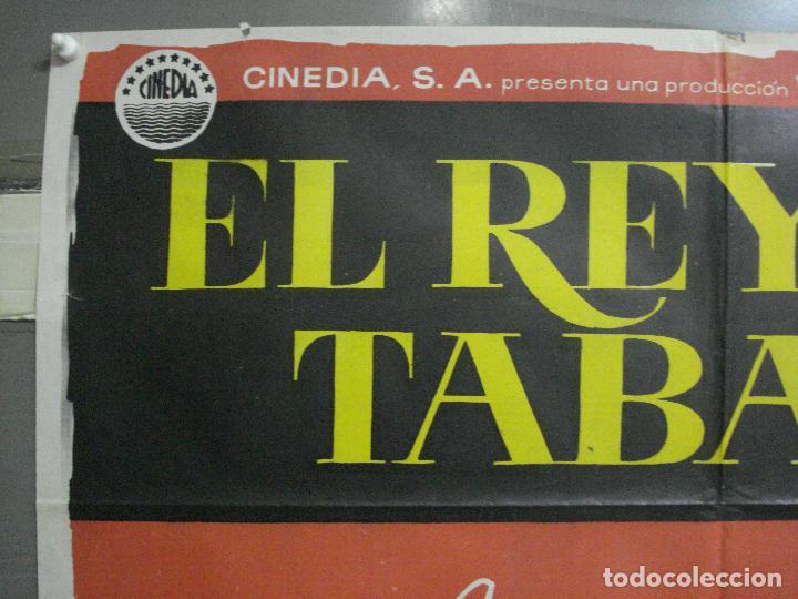 Cine: CDO 2759 EL REY DEL TABACO GARY COOPER LAUREN BACALL PATRICIA NEAL ALBERICIO POSTER ORIG ESTRENO - Foto 2 - 205802127