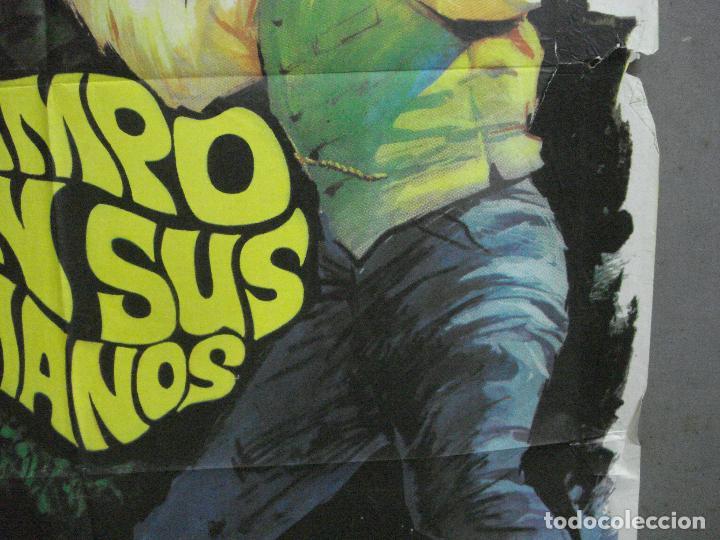 Cine: AAJ80 EL TIEMPO EN SUS MANOS ROD TAYLOR GEORGE PAL MAC POSTER ORIGINAL 70X100 ESTRENO - Foto 8 - 205807758