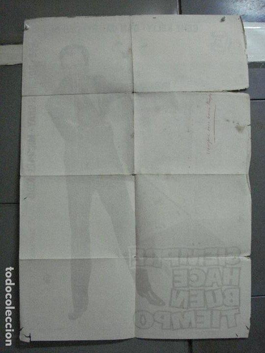 Cine: AAJ82 SIEMPRE HACE BUEN TIEMPO GENE KELLY CYD CHARISSE DONEN JANO POSTER ORIGINAL ESTRENO 70X100 - Foto 10 - 205808722
