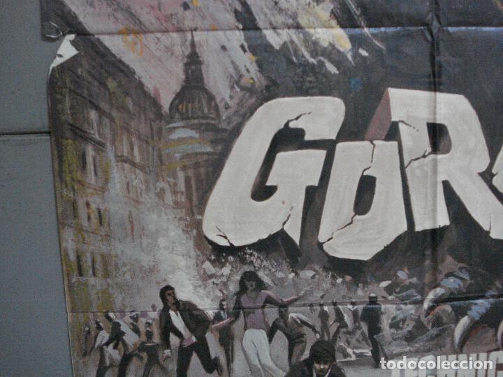 Cine: CDO 2788 GORGO BILL TRAVERS EUGENE LORIE POSTER ORIGINAL ESTRENO 70X100 - Foto 4 - 205827810