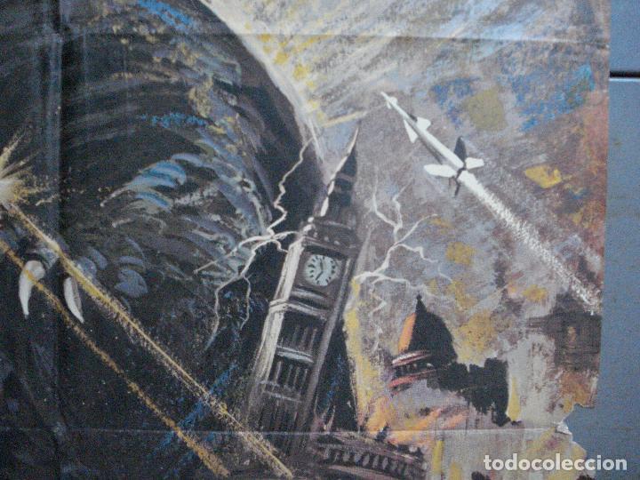 Cine: CDO 2788 GORGO BILL TRAVERS EUGENE LORIE POSTER ORIGINAL ESTRENO 70X100 - Foto 7 - 205827810