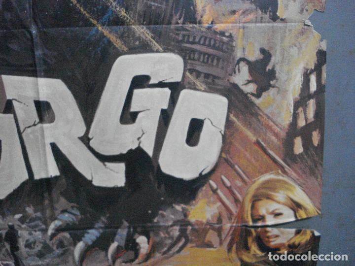 Cine: CDO 2788 GORGO BILL TRAVERS EUGENE LORIE POSTER ORIGINAL ESTRENO 70X100 - Foto 8 - 205827810